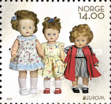 [EUROPA Stamps - Old Toys, Typ BCF]