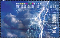 [The 150th Anniversary of the Norwegian Meteorological Institute, Typ BDI]