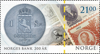 [The 200th Anniversary of the Central Bank of Norway, Typ BDM]