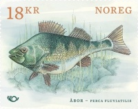 [NORDIC Issue - Fish in Nordic Waters, Typ BFA]