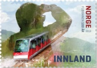 [The 100th Anniversary of the Fløibanen Funicular, Typ BFF]