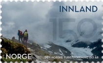 [The 150th Anniversary of the Norwegian Trekking Association, Typ BFH]