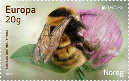 [EUROPA Stamps - Endangered National Wildlife, type BHR]