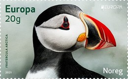 [EUROPA Stamps - Endangered National Wildlife, type BHS]