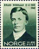 [The 100th Anniversary of the Birth of the Composer Rikard Nordraak, Typ BI]