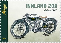 [Mopeds and Motorcycles, type BIC]