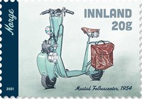 [Mopeds and Motorcycles, type BID]