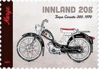 [Mopeds and Motorcycles, type BIF]