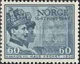[The 300th Anniversary of the Norwegian Mail Service, Typ CX]