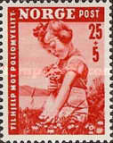 [Charity Stamps for the National League against Polio, Typ DK]