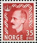 [King Haakon VII - New values, type DL12]