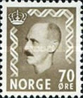 [King Haakon VII - New values, type DL15]