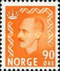 [King Haakon VII - New values, type DL16]