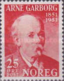 [The 100th Anniversary of the Birth of the Poet Arne Garborg, Typ DM]