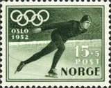 [Winter Olympic Games - Oslo, Norway, Typ DN]