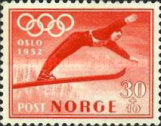 [Winter Olympic Games - Oslo, Norway, Typ DO]