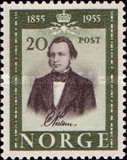 [The 100th Anniversary of the Norwegian Telegraph Service, Typ DX]