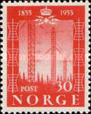 [The 100th Anniversary of the Norwegian Telegraph Service, Typ DY]