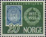 [The 100th Anniversary of the Stamp, Typ EA]