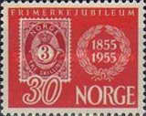 [The 100th Anniversary of the Stamp, type EB]