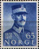 [The 85th Anniversary of the Birth of King Haakon VII, Typ EM1]