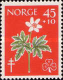 [Charity stamp - The care of Tuberculosis Patients, Typ ET]