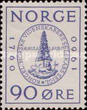 [The 200th Anniversary of the Royal Norwegian Society of Sciences, Typ EV1]
