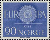 [EUROPA Stamp, Typ FC]