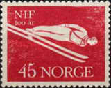 [The 100th Anniversary of the Norwegian Athletic Union, Typ FG]