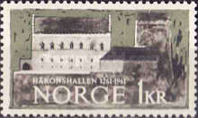 [The 700th Anniversary of the Haakonhall, Typ FI1]