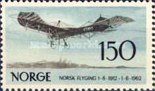 [The 50th Anniversary of Norwegian Flying, type FP]