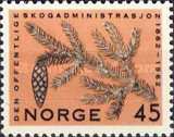 [The 100th anniversary of the National Forest Administration, type FQ]