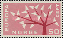 [EUROPA Stamps, type FR]