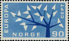 [EUROPA Stamps, type FR1]
