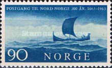 [The 300th anniversary of the opening of postal communication with the North of Norway, Typ FY]