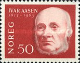 [The 150th anniversary of the birth of the Ivar Aasen, Typ FZ]