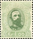 [King Oskar II, 1829-1907, type G]