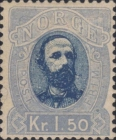 [King Oskar II, 1829-1907, type G1]