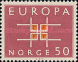 [EUROPA Stamps, Typ GA]