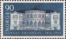 [The 150th anniversary of Norway's constitution, Typ GM]