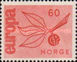 [EUROPA Stamps, Typ GX]