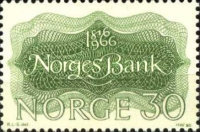 [The 150th anniversary of the Bank of Norway, type HG]