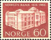 [The 150th anniversary of the Bank of Norway, type HH]
