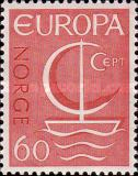 [EUROPA Stamps, Typ HJ]