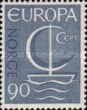 [EUROPA Stamps, Typ HJ1]