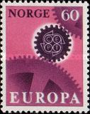 [EUROPA Stamps, type HO]