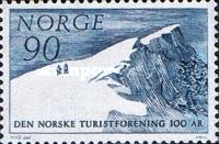 [The 100th anniversary of the Norwegian tourist association, Typ HU]