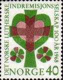 [THe 100th anniversary of the Norwegian Lutheran Home Mission Society, Typ HX]