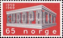 [EUROPA Stamps, type IE]