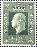 [King Olav V - New value, Typ II6]